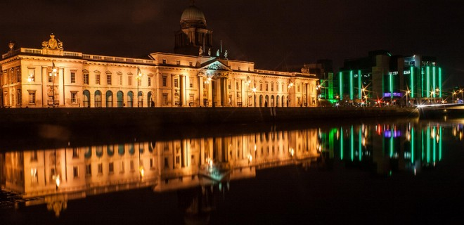 Custom House IFSC Dublin