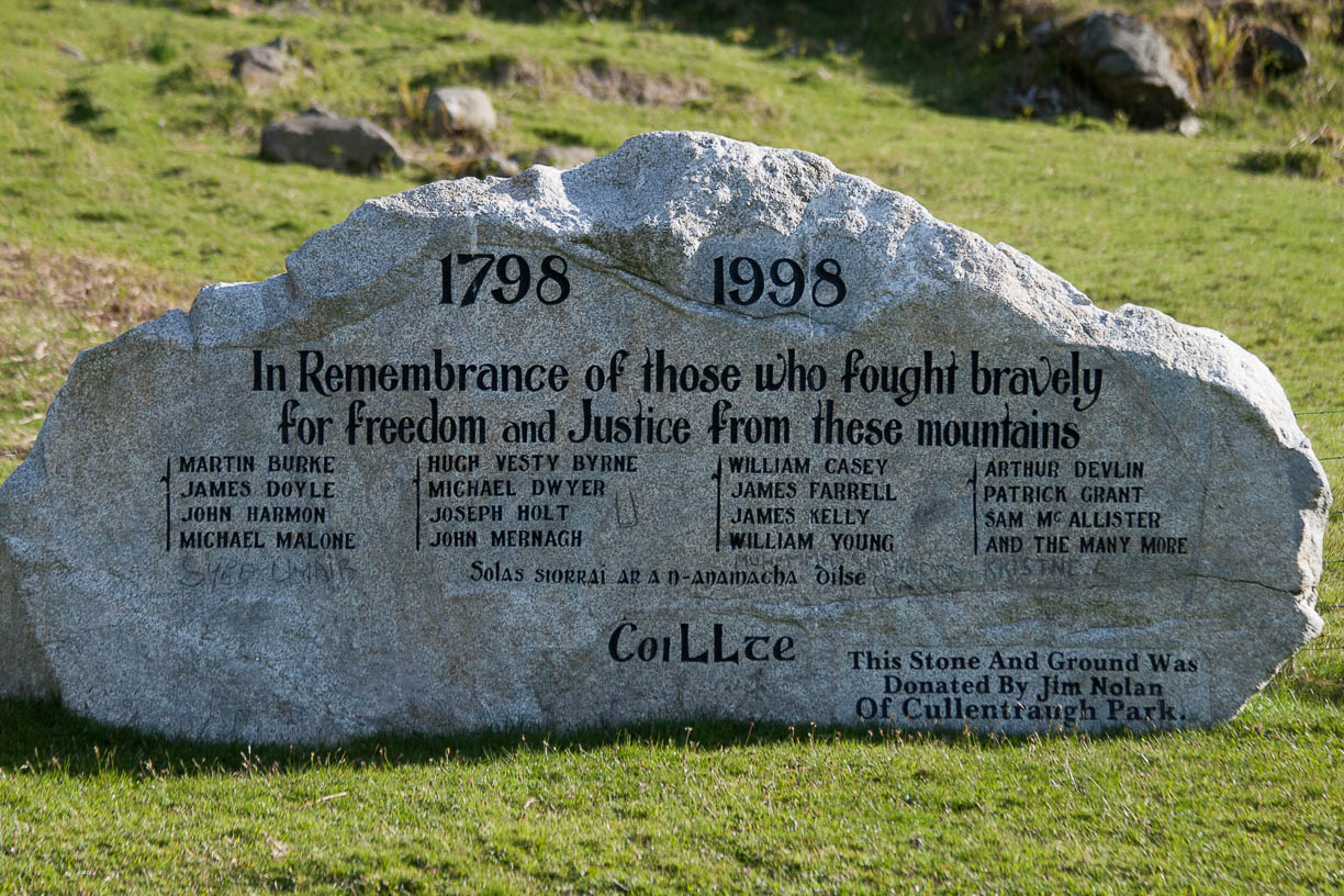 Glenmalure History