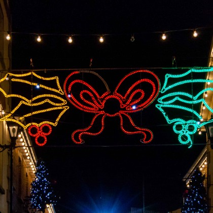 Naas Christmas Lights 2013