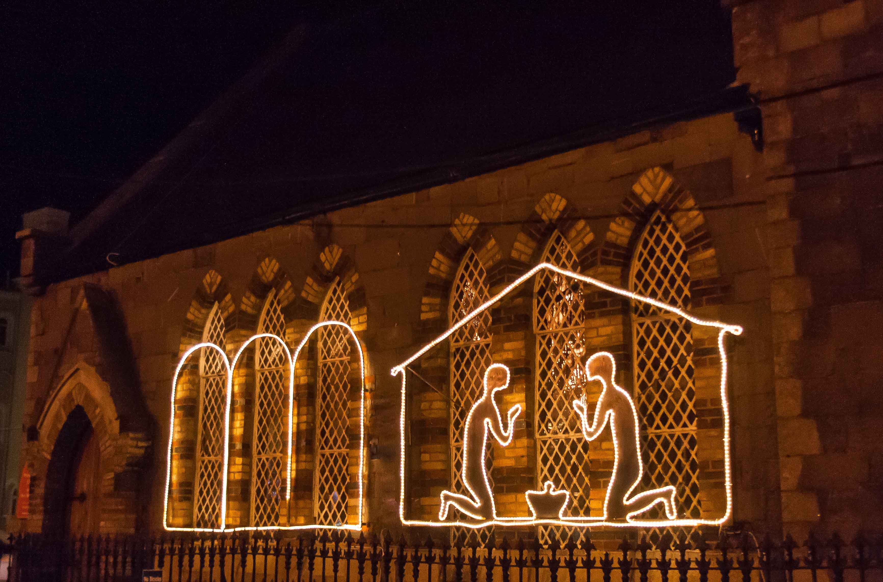 Naas Presbyterian Church Christmas 2013